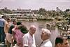 Rivers of America, Disneyland, 1961 (Orange County Archives) Tags: california history disneyland disney historical 1960s southerncalifornia orangecounty anaheim frontierland orangecountyarchives orangecountyhistory