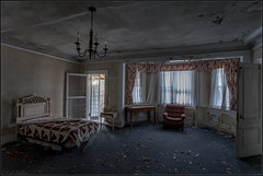 **THE CHANGE OF SEASONS** (~*THAT KID RICH*~) Tags: door winter usa house fall abandoned canon bed bedroom chair ruins alone quiet decay room sheets forgotten urbanexploration silence mansion urbex tkr zoeller thatkidrich 5dm2 richzoeller wwwrichzoellerphotographycom