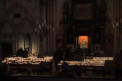 Having light (lars_uhlig) Tags: light church germany deutschland lights licht candles cathedral dom kirche cologne köln kerzen rheinland lichter kölner 2015