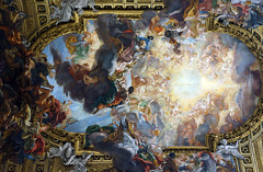 Giovanni Battista Gaulli, The Triumph of the Name of Jesus