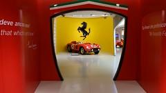 Ferrari 290 MM 1956 Museo Ferrari Maranello (Romanino) Tags: ferrari museo 1956 mm maranello 290