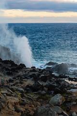 2016.01.04-Maui-075 (c_tom_dobbins) Tags: sunrise hawaii surf waves maui blowhole nakalele