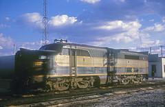 EL PA1 856 (Chuck Zeiler) Tags: railroad el locomotive erie lackawanna alco 856 pa1