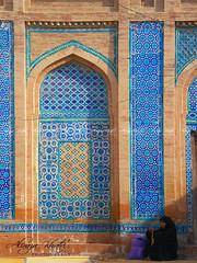 And so i found the shades of you. (Aliraza Khatri) Tags: pakistan light saint architecture work tile hope shrine arch faith shades shade punjab sufi sufism uch multan shareef khatri aliraza alirazakhatri