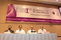 Semana de Derecho Electoral (IEEPCO) Tags: mxico ine electoral elecciones meixueiro ieepco
