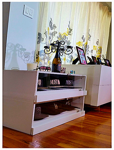 Piano White CapPalace Hat Storage Display (cappalace) Tags: Furniture Hats  Fedora Hatrack Baseballcaps