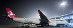 Turkish AirLines Boeing-A330 (mavi_umut) Tags: lines port air istanbul boeing turkish a330 serial thy trk hava atatrk airbusa330 yollar arbus