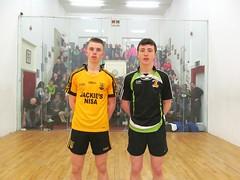 Boys U16 Final Players