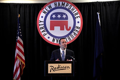 Matt Bevin (Gage Skidmore) Tags: new matt town hall kentucky president nation first hampshire governor republican primary bevin fitn 2016