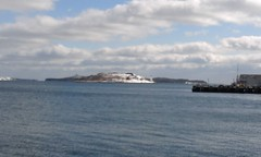 Georges Island (PrinedisleNeunswickNocotia) Tags: travel vacation holiday canada nova island harbour scotia halifax georges