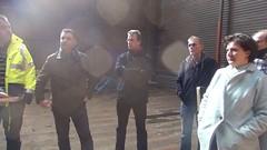 Rob, Frans, 3 ledenmuziekcommissie Fanfare en Jos