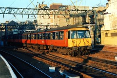 303 061 (Sparegang) Tags: emu britishrail 303 glasgowcentral class303 strathclydeptelivery 303061