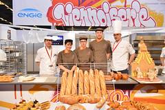 Coupe de France des coles 2016 (Europain) Tags: school paris france patisserie bakery pastry cole boulangerie europain coupedefrancedescoles