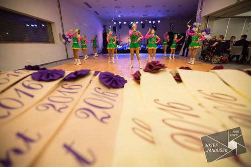 2016 01 29 - Maturitní ples PO2A & PO2B OAHŠ Třebíč IMG_0035