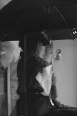 Mary Poppins (bergytone) Tags: bw film analog kodak marypoppins ilford fp4 retina frozenintime selfdeveloped 125asa grandhavenmi iiic exisitnglight ilfosol3