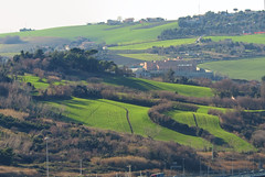 Ancona, Marche, Italy - Countryside -by Gianni Del Bufalo (CC BY-NC-SA 2.0) (bygdb - Gianni Del Bufalo) Tags: countryside hills ancona campagnamarchigiana collinaitaliana countrysideancona hillsofthemarche