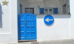 Aeolian Islands blues. 5 (vittorio vida) Tags: street travel blue sea italy stairs islands europe mediterranean blues vulcano salina eolie stromboli lipari aeolian panarea filicudi alicudi