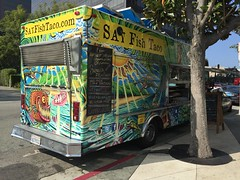 Say Fish Tacos (xelipe) Tags: california losangeles tacos socal sayulita foodie westlosangeles fishtacos foodtruck forkit
