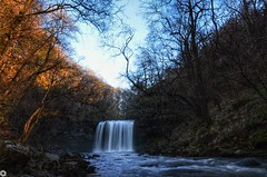 image (SRonicle) Tags: light nature 35mm lost four freedom waterfall nikon natural walk adventure welsh bliss dx