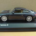 2008 Porsche 911 Carrera S (Grey Metallic)