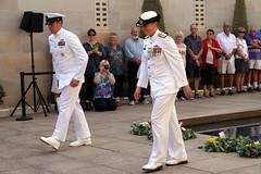 Last Post Ceremony at the Australian War Memoral (LJMcK) Tags: australia canberra awm lastpost
