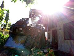 Eclipse Shooter (Black_Claw) Tags: camera sky sun eclipse sony solareclipse sonya300 sonye6533