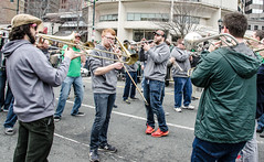 Whoa Phat Brass Band with Fleming Irish Brigade