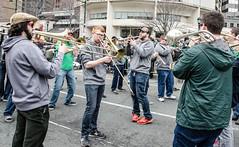 Whoa Phat Brass Band with Fleming Irish Brigade