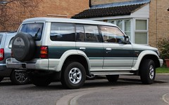 L234 SNO (Nivek.Old.Gold) Tags: turbo 1994 mitsubishi pajero intercooler 2800 lwb exceed