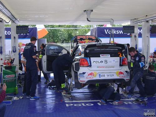 WRC Rally Guanajuato México 2016 - Sábado 5 de marzo - Rally Campus 062