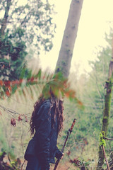 IMG_0725-4 (Sarahr_7) Tags: road camera trees people white black fern reflection love girl forest photoshop canon hair photography mirror photo model photographer photoshoot emotion bokeh goals pnw trickphotography edit lightroom conceptphotography
