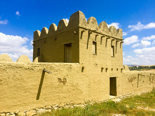 Reconstructed Hittite Wall