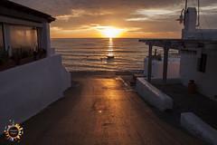 IMG_8628 (Enrique Gandia) Tags: nature sunrise landscape spain andalucia amanecer almeria cabodegata lasnegras travelblogger consejeroviajero