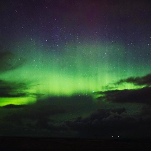 #auroraborealis #auroraboreal  #northernlights #fraserburgh #nightsky #scotland #natureslightshow #nature #sky #skyline #cloud #stars #coloursplash