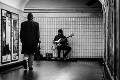 Metro... Bass Line (Nikan Likan) Tags: street white black paris monster by vintage aka lens photography prime mechanical bokeh works 1958 manual russian f28 manufactured ussr | the 2016 krasnogorsk kmz 133mm tair11