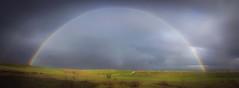 Full Rainbow (David J. Julin) Tags: paisajes arcoiris landscapes rainbow cielos paracuellosdejarama davidjjulin