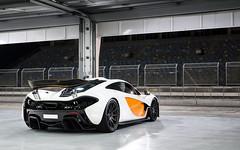 White & Orange. (Alex Penfold) Tags: orange white cars alex car bahrain super mclaren autos supercar p1 supercars penfold 2016 mso