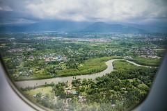 Aerial View of Padang (tehhanlin) Tags: indonesia landscape sony ngc ibis bukittinggi padang novotel pagaruyung minangkabau jamgadang lembahharau westsumatera batusangkar tanahdatar ngaraisianok padangpanjang sal70400g pacujawi padangpariaman variotessar16354za a7r2 a7rm2