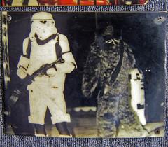 Cuando Star Wars estaba en un circo (laap mx) Tags: mexico starwars circo circus 2006 r2d2 stormtrooper chewbacca 1x1 estadodemexico ecatepec