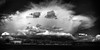 Kasteel Nieuw Herlaar in Sint-Michielsgestel (Bart K. Prins) Tags: panasonic lumix dmclx7 bw landscape netherlands panorama herlaar clouds blackandwhite sky castle sintmichielsgestel