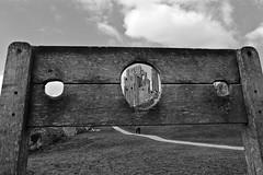 Corfe Castle (grahamjbennett) Tags: monochrome dorset corfecastle d700 afsnikkor1735mmf28difed