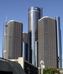 GM Building ,downtown Detroit (Saad Syoufjy) Tags: detroit gmbuilding syoufjy