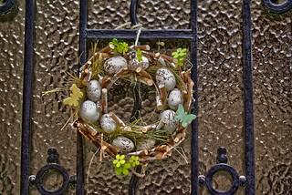 Bonnes fêtes de Pâques - Happy Easter