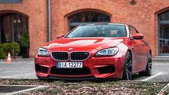 BMW M6 (F13) (m.grabovski) Tags: poland polska bmw m6 pozna f13 mgrabovski