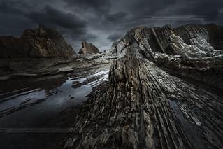 Playa de la Arnía Liencres Cantabria Espagne