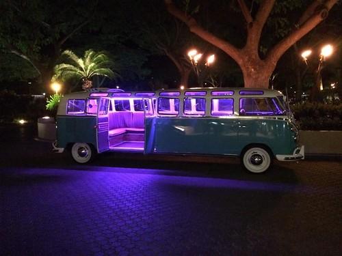 Лимузин Volkswagen Transporter
