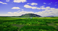 ISLANDA1 (sara.foresti1) Tags: verde primavera iceland nikon erba cielo montagna calma viaggio crociera paesaggio msc collina islanda panorami allaperto distesa incontaminato d7100 mscsplendida nikond7100 nikkor18140 magicaislanda