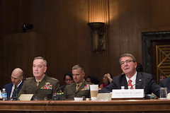 160427-D-HU462-022 (Chairman of the Joint Chiefs of Staff) Tags: usa money washington districtofcolumbia budget congress hearing capitolhill senate finance secdef sacd cjcs fy17