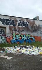lemr jurne twigs devote (MOB IN DA BAY) Tags: california street urban art cali graffiti artist calif cal graff northern nor