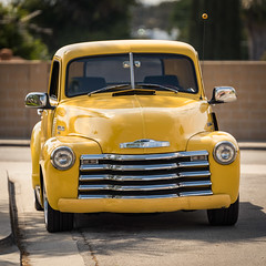 Old Chevy (federicophotography) Tags: old chevrolet yellow truck photography nikon chevy sp di d750 tamron vc 70200 f28 federico usd federicophotography